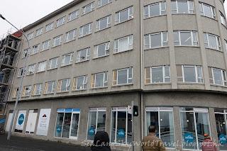 雷克雅未克 Reykjavík ,volcanoe house