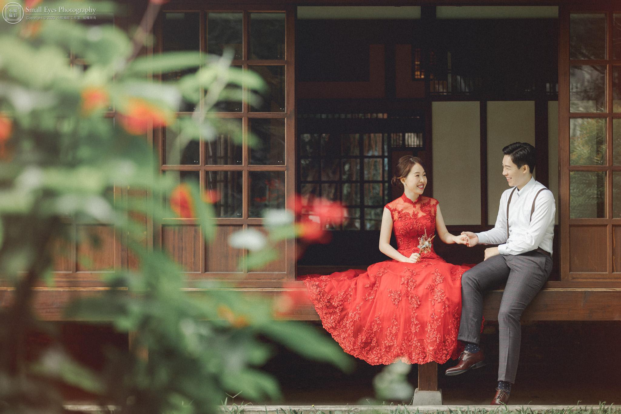 【自助婚紗】婚攝小眼 - 嘉成&羽萱 自主婚紗 @紀州庵