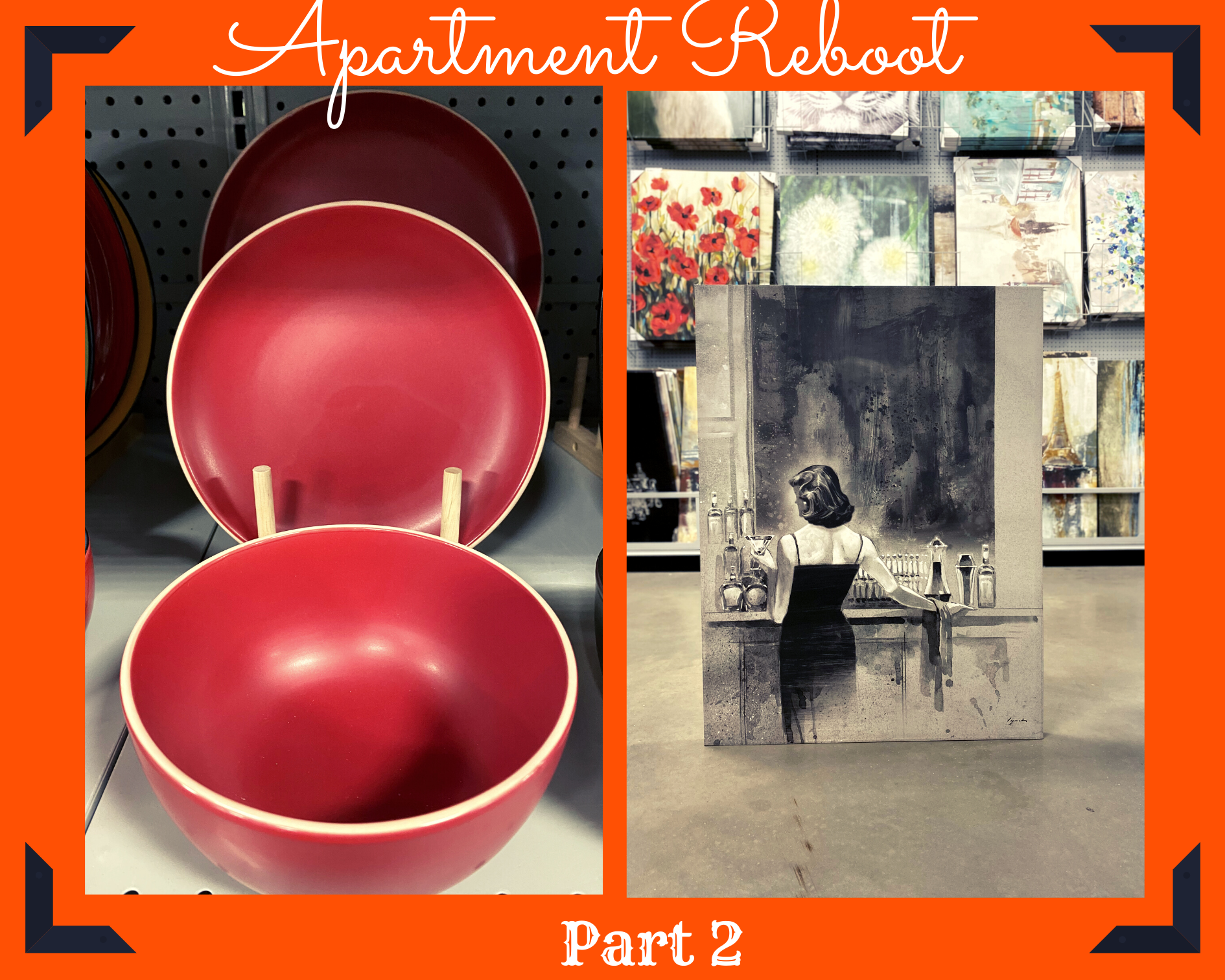 What I Did Find: Apartment Reboot Part 2!