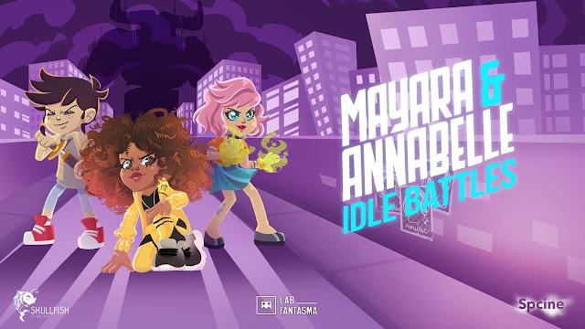 Mayara & Annabelle: Idle Battles