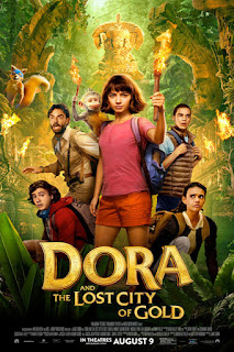 Dora and the Lost City of Gold 2019 English 720p WEBRip