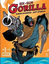 Six-Gun Gorilla
