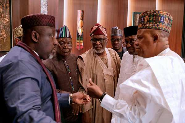 Two Ex-Governors, Three Ex-Senators, And Others  Are Battling  For APC Ticket