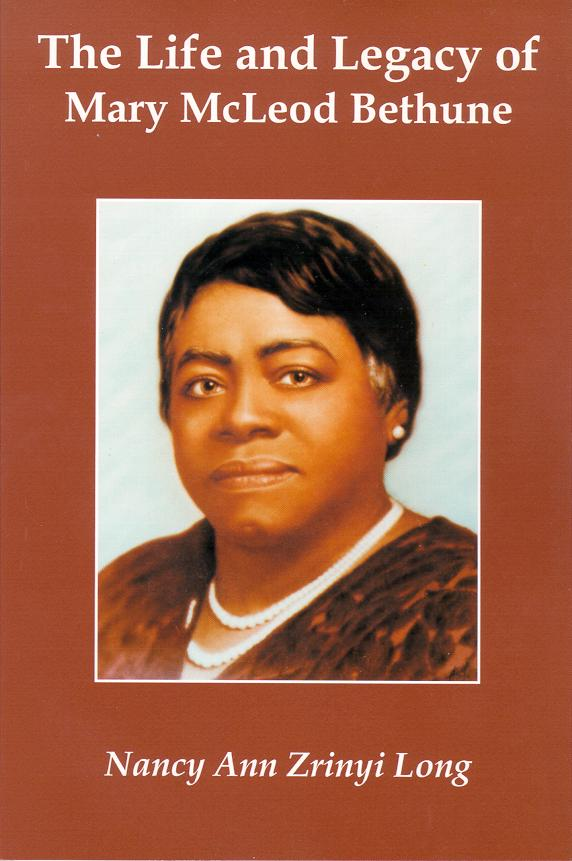 Mary Macleod Bethune The Only Black Woman Present At The