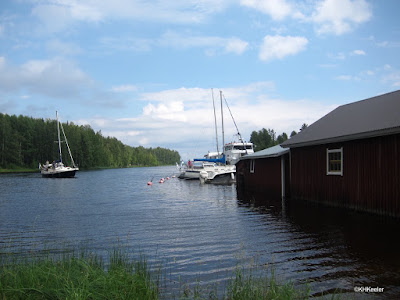 sailboats, Finland