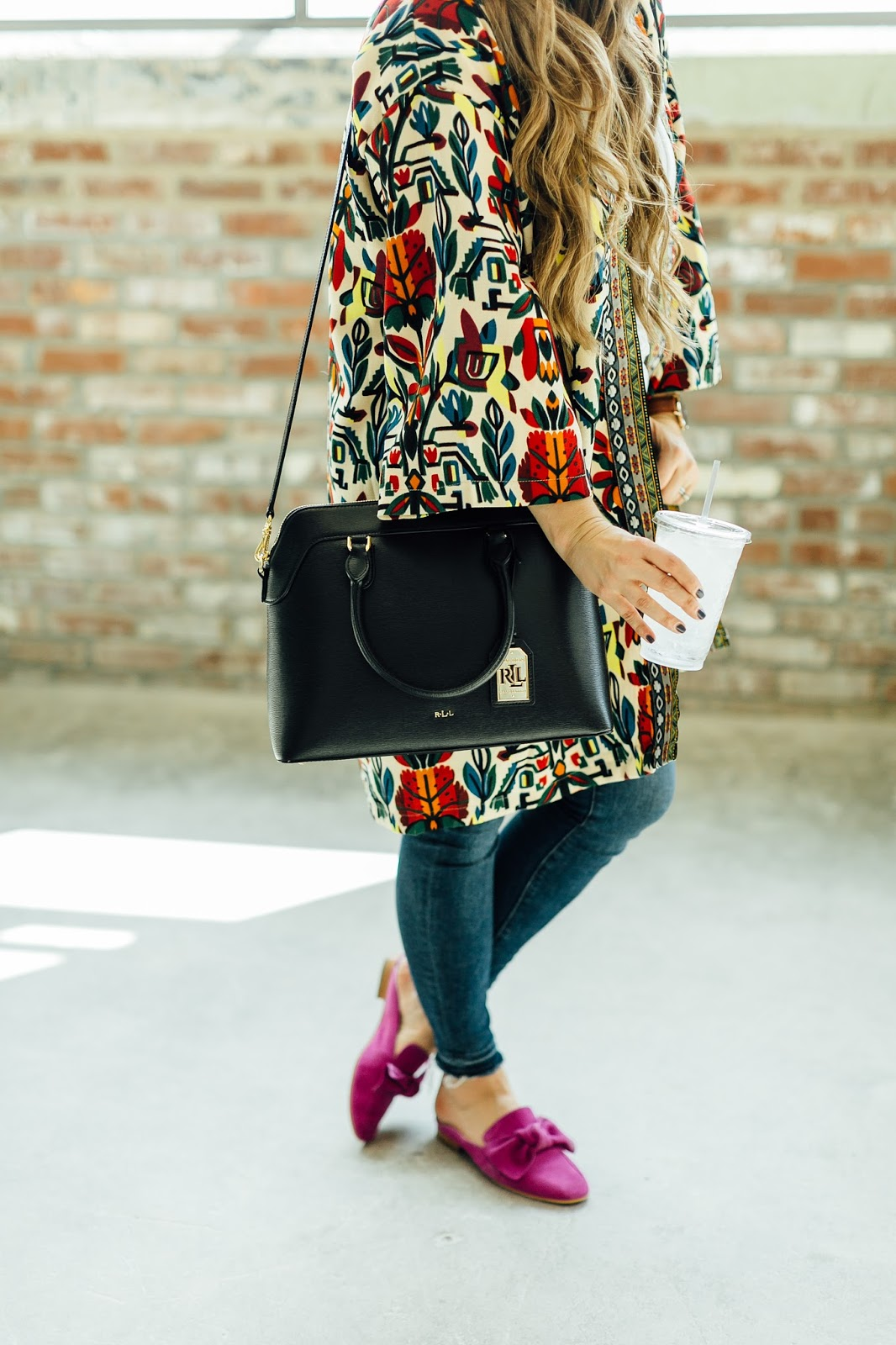 2 Ways to Wear Mules this Fall by East Memphis fashion blogger Walking in Memphis in High Heels
