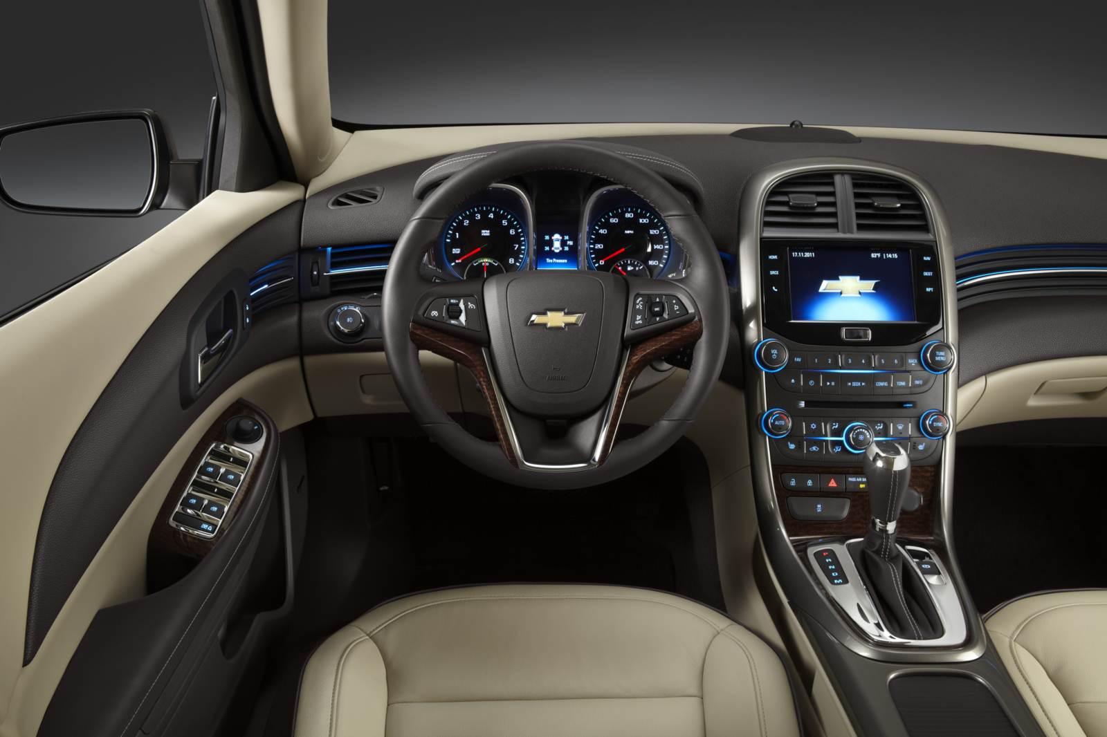 Chevrolet Malibu 2014: lançamento em junho com preço de R ...