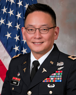 Army Col. (Dr.) Kevin Chung