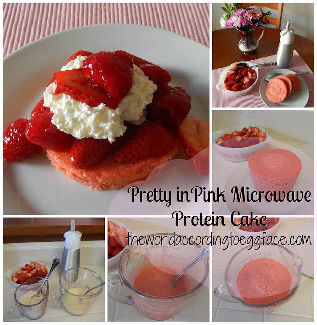 Pretty%2Bin%2BPink%2BMicrowave%2BProtein%2BCake%2BEggface%2BPinterest Weight Loss Recipes My Berry Favorite Valentines Day Desserts