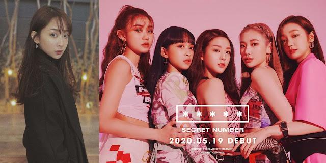 Yuk Kenalan Dengan Dita Karang yang Akan Debut Bersama Girl Group K-Pop Secret Number!