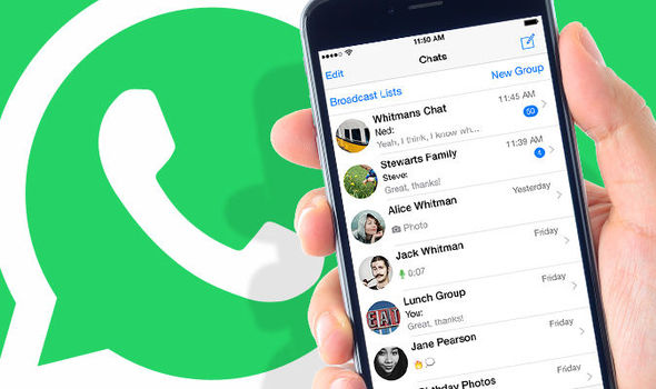 What is the New Feature in WhatsApp?