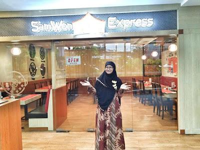 SamWon Express Lampung