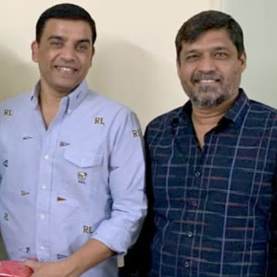 Tollywood-Producer-Dil-Raju-and-His-Brother-Sirish-Andhra-Talkies