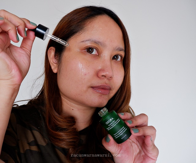 Ozora Vitamin C Series Serum dengan 10% Methylsilanol Ascorbate