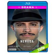 Neruda (2016) BRRip 720p Audio Latino