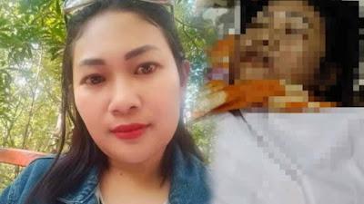 Diduga Cemburu Buta Suami Tega Membunuh Istirnya asal Toraja di Timika Papua