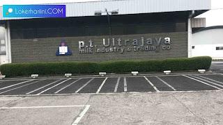 Lowongan Kerja PT Ultrajaya Milk Industry Bandung Terbaru 2020