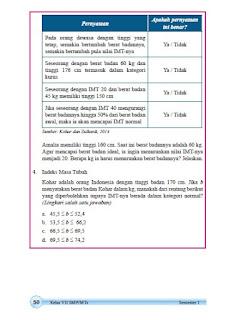 kunci jawaban matematika smp kelas 7 halaman 50