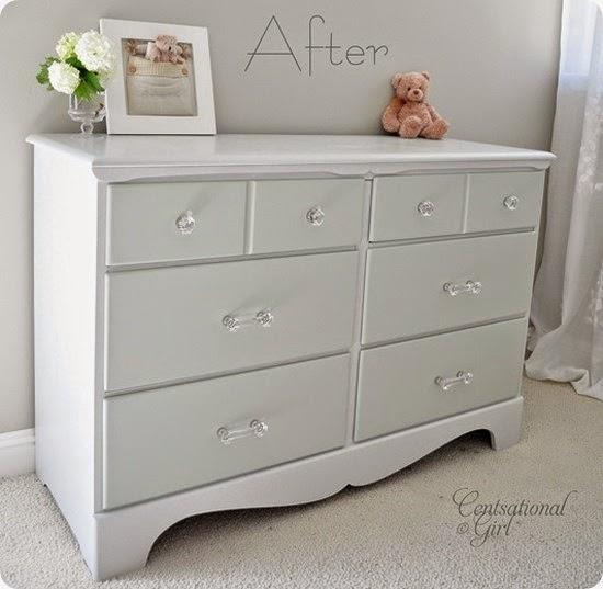 Encantador Muebles Con Pintura Tiza Imágenes - Muebles Para Ideas de ...