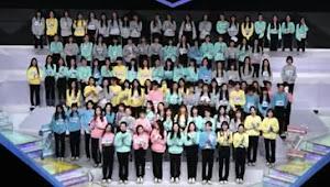2 Orang Turun Kelas F, Ini Kelas Trainee SNH48 dan AKB48 Team SH Usai Evaluasi Themesong Qing Chun You Ni