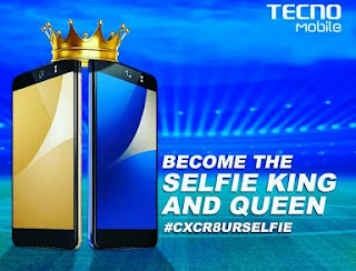 Tecno king and queen