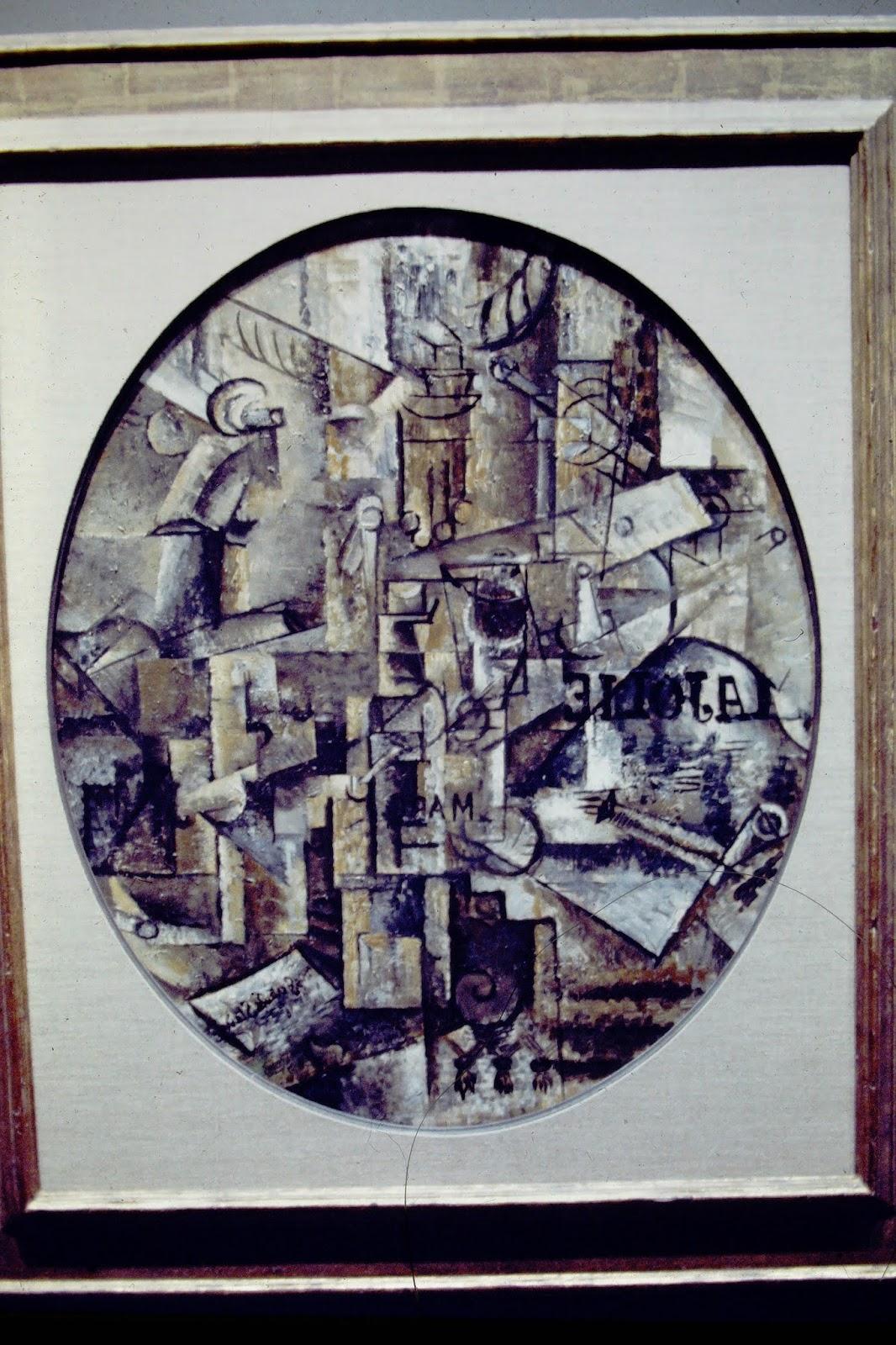 Picasso Stein
