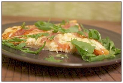 Ilmakuivattu Kinkku Pizza