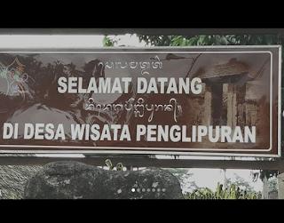 Mengunjungi Desa Penglipuran, Desa Wisata Di Bali Yang Penuh Pesona