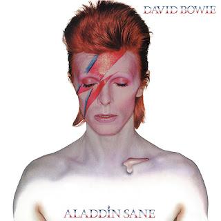 David Bowie's Alladdin Sane