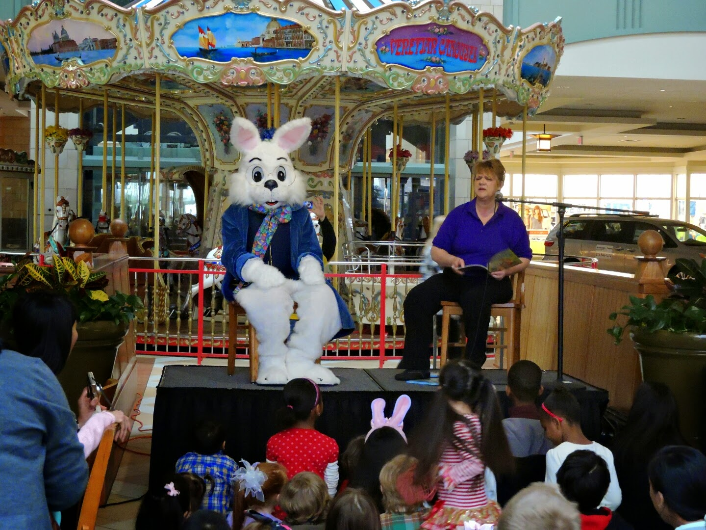 Easter Bunny, Free Movie, Clothes Shopping, Oh My!  via www.productreviewmom.com