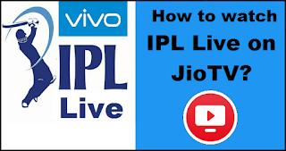 IPL Live on JioTV