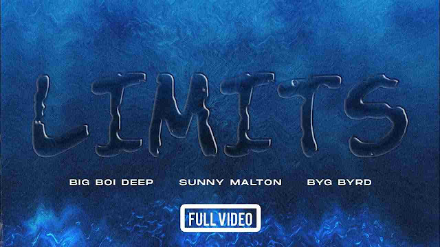 Limits Song Lyrics लिमिट्स - Big Boi Deep