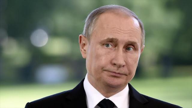Putin lamenta que EEUU siga rechazando una cooperación en Siria