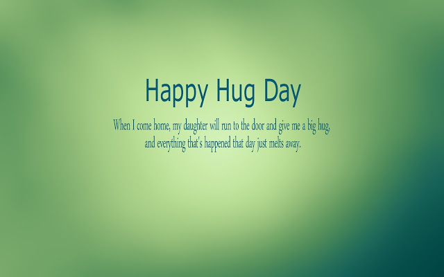 Happy Hug Day Wallpapers