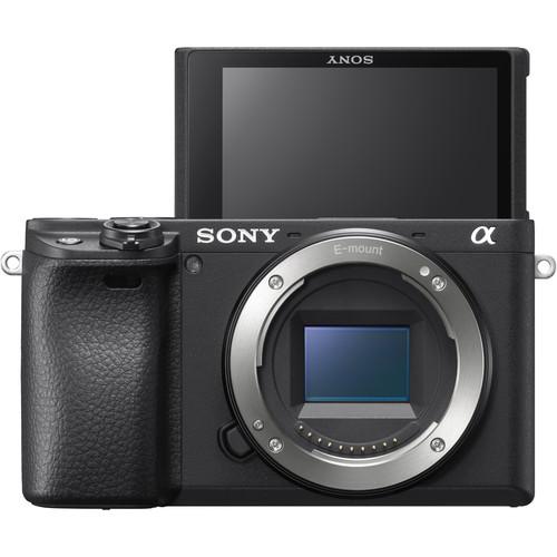 Mirrorless Vlogging Camera: Sony A6400