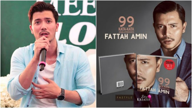 Buku Keluaran Fattah Amin Di Kecam Nitizen, Ini Respon Fattah Amin