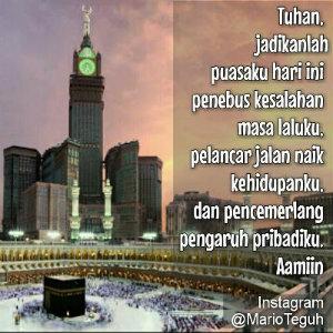 Gambar Kata Mario Teguh Golden Ways Ramadhan
