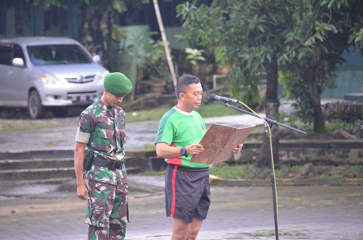 Mayor Kav Baso Syukri, Harus Tetap Disiplin Dalam Jalankan Tugas dan Kewajibannya