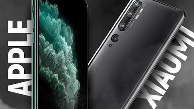 Xiaomi ultrapassa a Apple na venda de telefones celulares