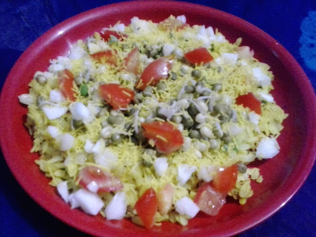 sprout poha