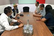 Koordinator Nasional KKT-PTI Media Visit ke MNC Group Surabaya