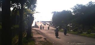 Flyover in Bandar Lampung