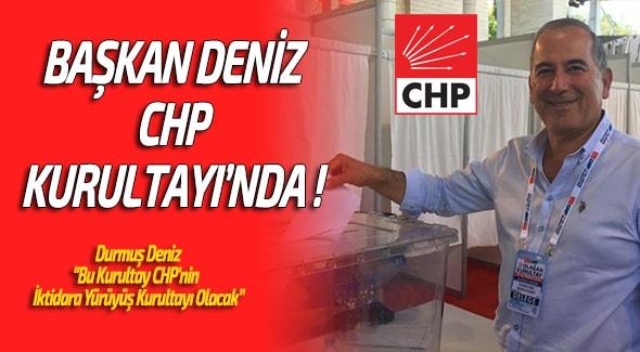 CHP ANAMUR, Durmuş Deniz, Anamur Haber, SİYASET,