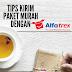 Tips Kirim Paket Murah dengan Alfatrex