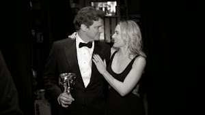 Kate Winslet becomes the wife of Colin Firth