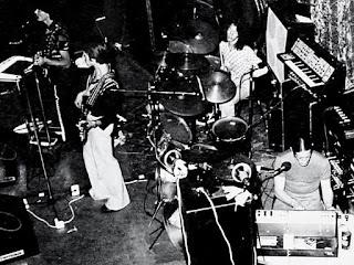 Concert, Municipal Theatre, Napier, 1977