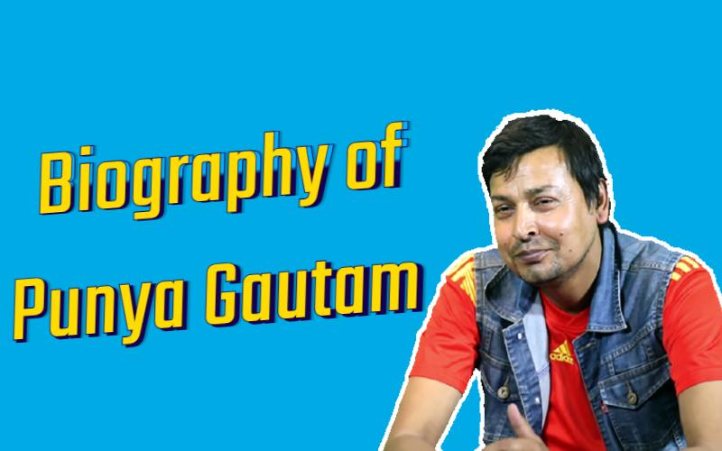 Punya Gautam Biography