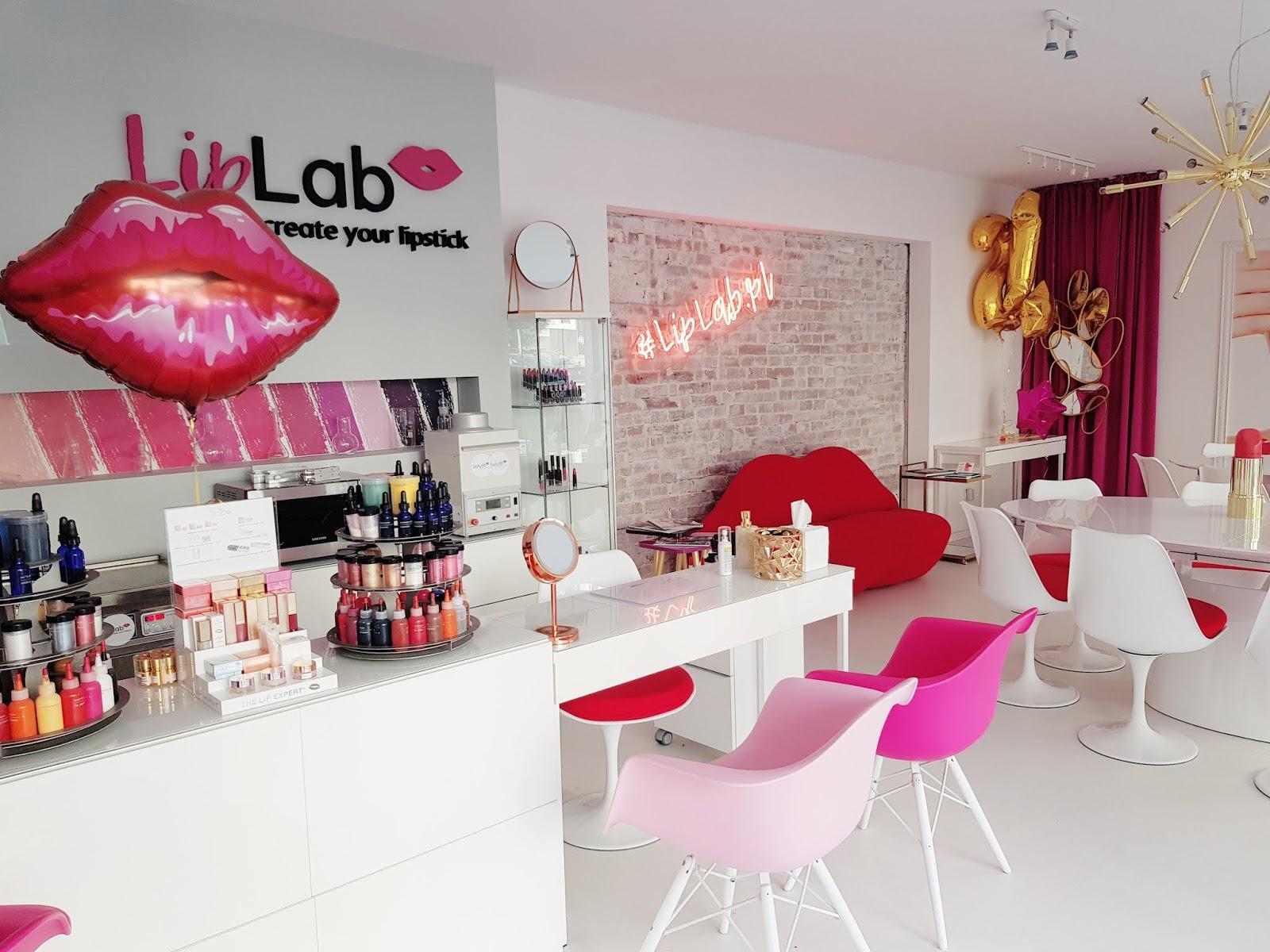 Prezent Marzeń- Lip Lab   Stwórz swoją szminkę