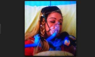 Ivette Cintron Hospitalizada