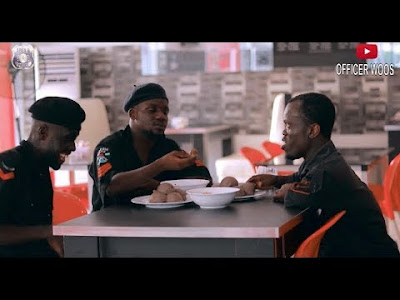 DOWNLOAD COMEDY: OFFICER WOOS AND SMALL STOUT PATRONIZE FEMALE WORKERS AT ALLEN AVENUE, IKEJA- EPISODE 51